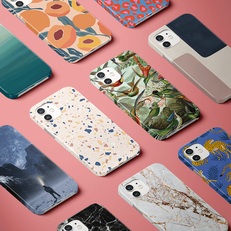 The coolest designs for your iPhone 5 / 5S / SE smartphone case