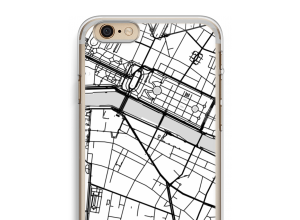 Put a city map on your iPhone 6 PLUS / 6S PLUS case