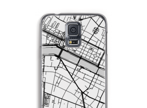 Put a city map on your Galaxy S5 Neo case