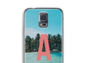 Make your own Galaxy S5 Neo monogram case