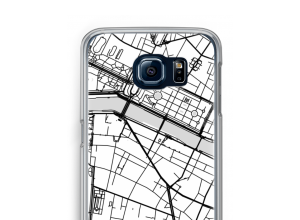 Put a city map on your Galaxy S6 case