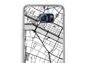 Put a city map on your Galaxy S6 Edge Plus case