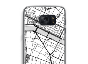 Put a city map on your Galaxy S7 case