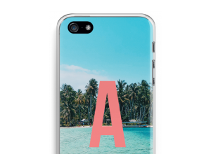 Make your own iPhone 5 / 5S / SE (2016) monogram case