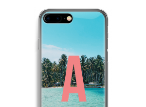 Make your own iPhone 7 PLUS monogram case