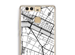 Put a city map on your Ascend P9 case