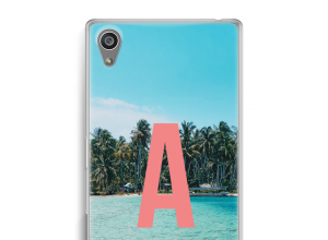 Make your own Xperia Z5 monogram case