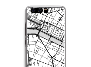 Put a city map on your Ascend P10 case