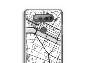Put a city map on your V20 case