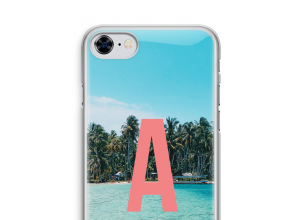 Make your own iPhone 8 monogram case