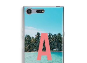 Make your own Xperia XZ Premium monogram case