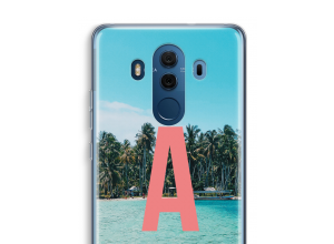Make your own Mate 10 Pro monogram case
