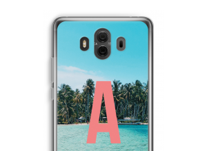 Make your own Mate 10 monogram case