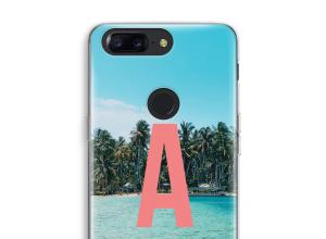 Make your own OnePlus 5T monogram case