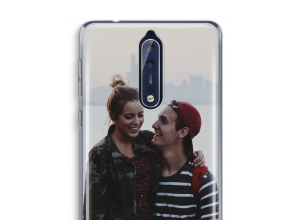 Create your own Nokia 8 case