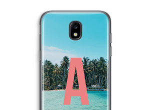 Make your own Galaxy J5 (2017) monogram case