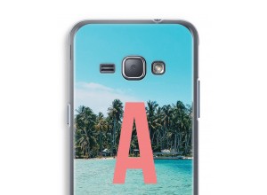 Make your own Galaxy J1 (2016) monogram case