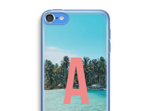 Make your own iPod touch 5 monogram case