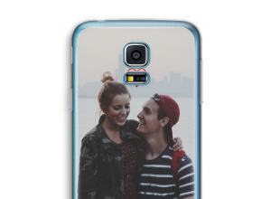 Create your own Galaxy S5 mini case