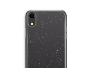 This smartphone case is made from non-traditional plastic and bamboo flakes. The materials used are as durable as traditional plastic and are 100% biodegradable, in an industrial environment, without leaving any toxic residues.