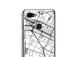 Put a city map on your Pixel 3 case