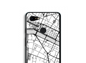 Put a city map on your Pixel 3 XL case