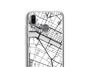 Put a city map on your Honor Play case