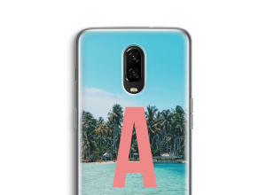 Make your own OnePlus 6T monogram case