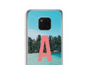 Make your own Mate 20 Pro monogram case