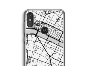 Put a city map on your Moto One Power (P30 Note) case