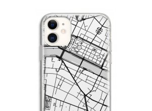 Put a city map on your iPhone 11 case