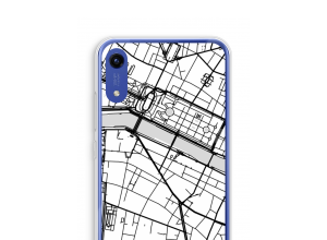 Put a city map on your Honor Play 8A case
