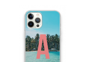 Make your own iPhone 12 Pro Max monogram case