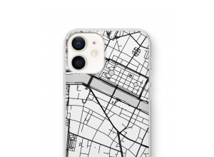 Put a city map on your iPhone 12 case