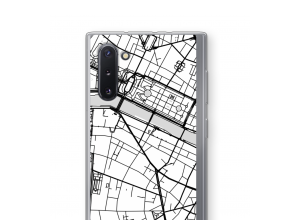 Put a city map on your Galaxy Note 10 case