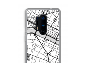 Put a city map on your OnePlus 8 Pro case