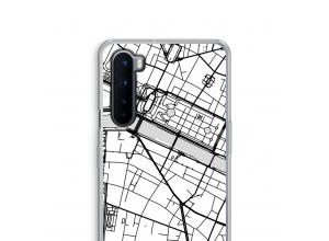 Put a city map on your OnePlus Nord case