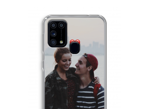 Create your own Galaxy M31 case