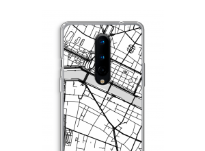 Put a city map on your OnePlus 8 case