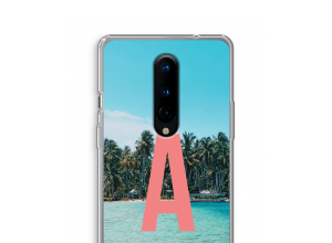 Make your own OnePlus 8 monogram case